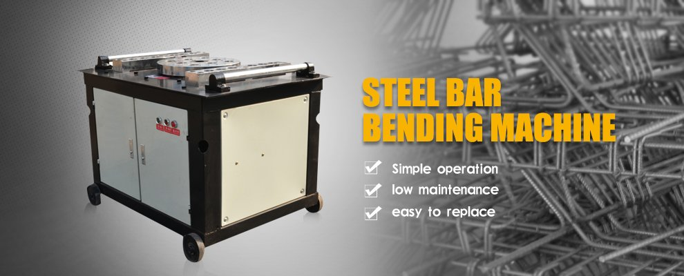 Automatic Steel Rebar Bending Machine